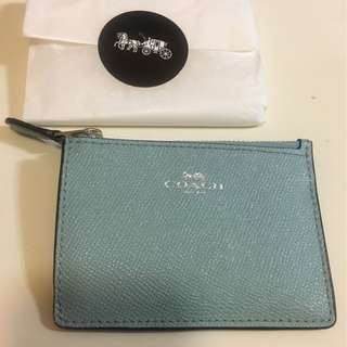 Coach Card Holder and keys bag