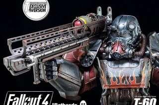 WTB Threezero Fallout T60