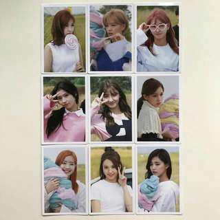 WTS TWICEcoaster: LANE 1 Monograph Limited Edition Photocard