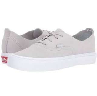 Authentic Vans Suede glacier gray
