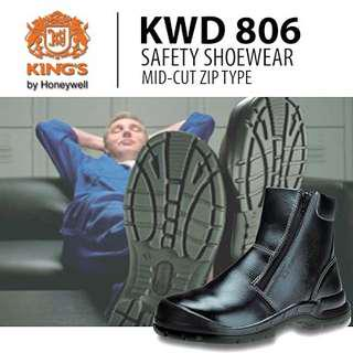 King's KWD 806 Safety Shoe (Carousell Promotion)