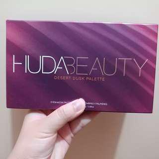 ((瑕疵品)) Huda Desert Dusk 眼影盤 - 不包郵