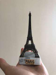 Eiffel Tower display decor/ weight