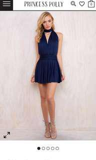 Dominica Dress in Navy (MULTIWAY)