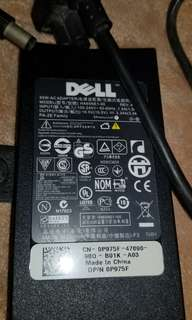 Power adapter,  Dell 19.5V-3.34AMP 65W Adapter a