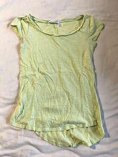 Promod Light Green Shirt
