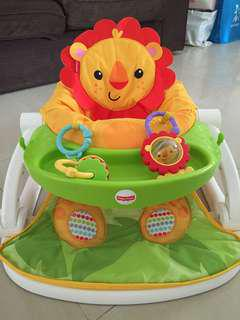 Fisher Price Sit Me Up Lion