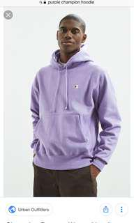 ISO: Champion Hoodies