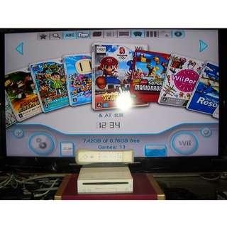 "★★★ 【Nintendo 任天堂】※  Wii RVL-001( HKG) 主機 已改機、連 USB Wii Games 《即買即玩》、可玩正版 日、中 、美版遊戲碟 ※ RVL-001( HKG) ※ 請睇 ""Read More""  不設議價 NO Bargain ※ ★★★"
