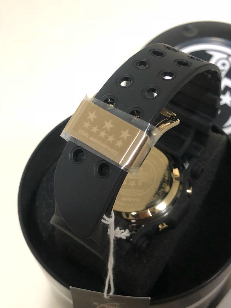 100% 新 G-Shock forgman GF-8235D-1BDR 35週年版