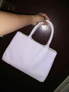 White Terranova Bag