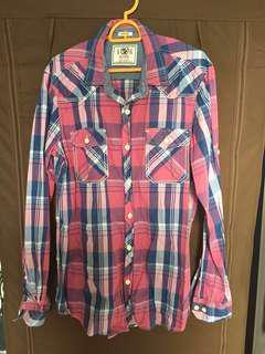 Rope Checkered Shirt