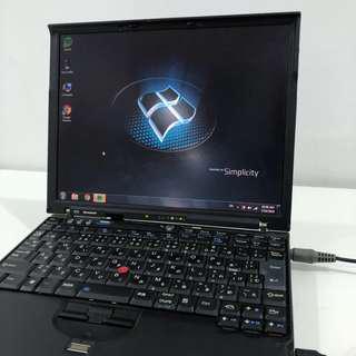 IBM Thinkpad Notebook Laptop