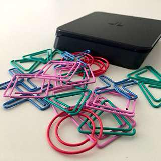 Playstation ps4 pro inspired paper clips official song