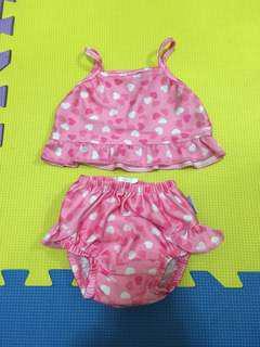 2 piece swim suit