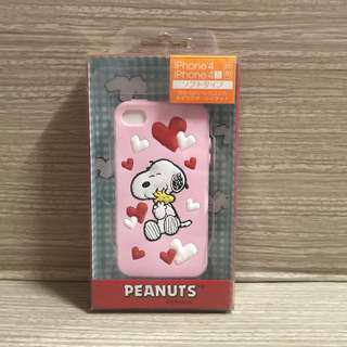 Snoopy phone case iPhone 4/ 4s