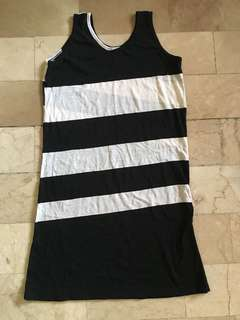 BNEW Stripes dress