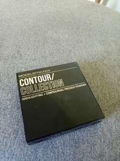 Models prefer contour collection duo