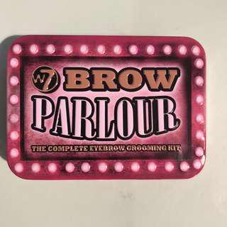 Brow pallet