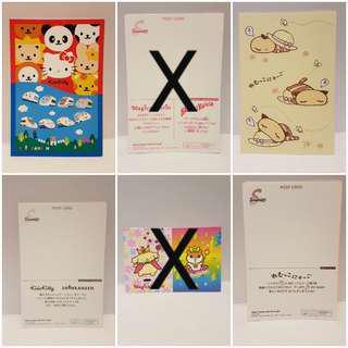 Sanrio 明信片