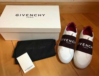 Givenchy 棗紅 sneaker