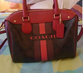 Original coach sling bag