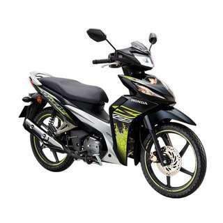 HONDA DASH 125 (NEW 2018) RM 0 DEPOSIT