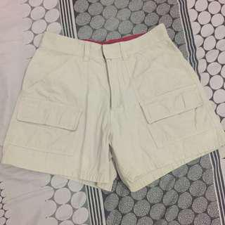 Beige Shorts (reserved)