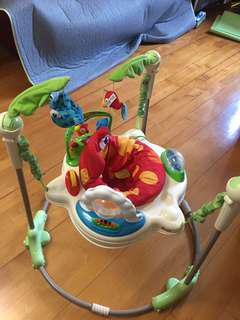 Fisher Price Jumperoo 彈彈椅
