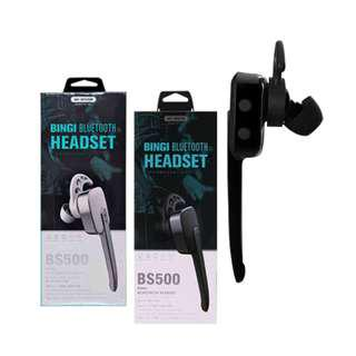 WK DESIGN Bluetooth Headset BS500
