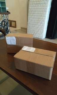 Siap kirim paket