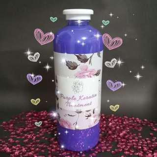 Purple Keratin