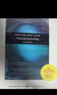 Financial accounting 14th Edition, McGraw Hill, by William, Haka, Bettner, Carcello