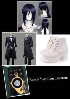 K Project costume