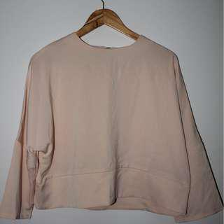 Lea Loose Cropped Top