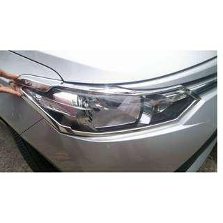 Vios 1.3 Set Chrome Cover