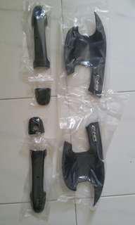 C-HR carbon fiber Accessories.