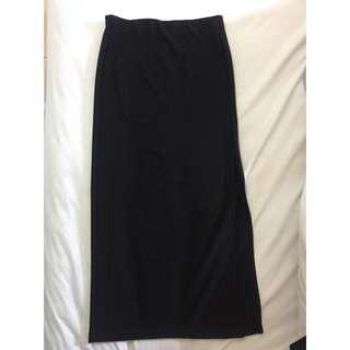Rok panjang skirt
