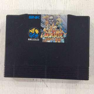 Fatal Fury Special Neo Geo AES Cartridge Japan Release Original