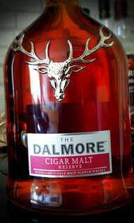 1L Dalmore + Free Cigars!
