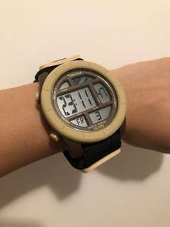 Timberland Watch 98% New (Wore 1 time only)