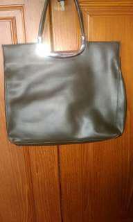 Hand bag kulit asli