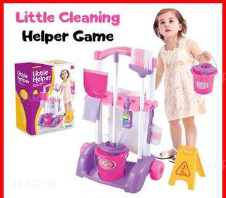 Little Cleaning Helper Game