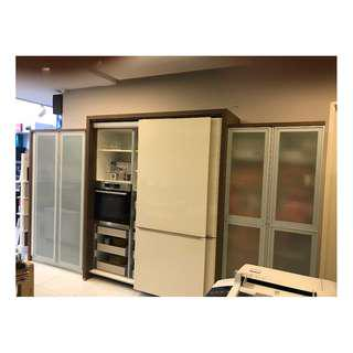 LAST OFFER!!! - Display cabinets to CLEAR!!!