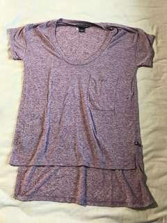 Victoria's Secret Purple Shirt