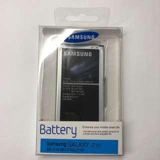 原裝 三星 SamsungGalaxy J7 電池 SM-J7108 J7109 J700 2016 EB-BJ710CBC 3300mah