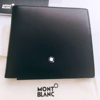 😎Mont Blanc Wallet (Brand New)