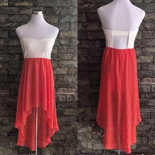 BODY CENTRAL mullet dress