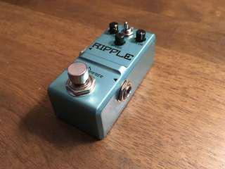 Donner Ripple Classic Tremolo Guitar Effect Pedal
