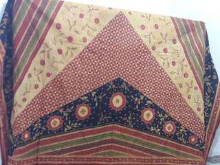 Batik tulis motif sinaran